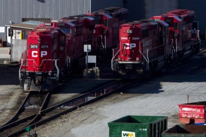 CP rail conductors and locomotive engineers authorize strike: union