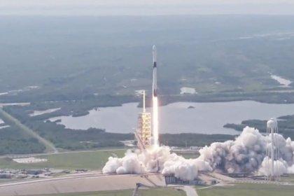 SpaceX lanza un nuevo cohete preparado para futuras misiones tripuladas