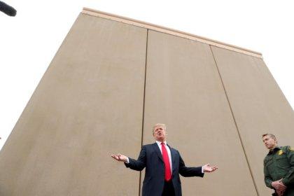 Trump will seek full funding soon for his border wall