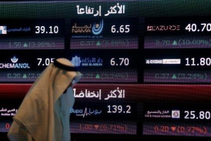 بورصة السعودية تتعافى مع صعود أسعار النفط لكن الأسواق الخليجية الأخرى تتراجع