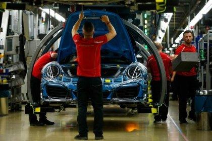 Auftragsbestand der deutschen Industrie legt zu