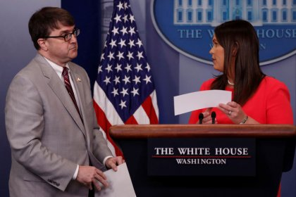 Trump to nominate Wilkie to head Department of Veterans Affairs