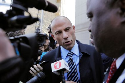 Michael Cohen seeks to keep Stormy Daniels' lawyer out of N.Y. case