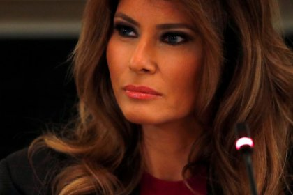 Melania Trump returns to White House after kidney procedure
