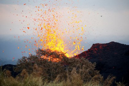 Hawaii reports first serious injury from volcano