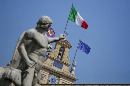 Vor Regierungsbildung wächst Druck auf Italien in Schuldenfrage
