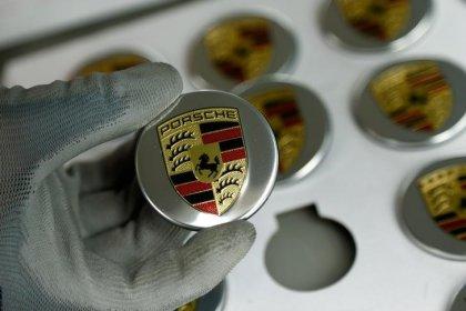 KBA ordnet Rückruf von rund 60.000 Porsche-Modellen an