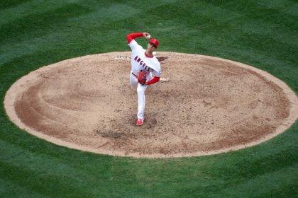 Major League Baseball roundup: Ohtani, Angels end Rays' winning streak