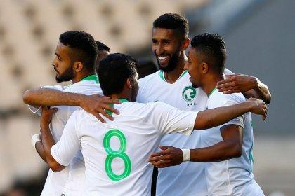 Soccer: Saudi Arabia feeding on scraps as they return to top table
