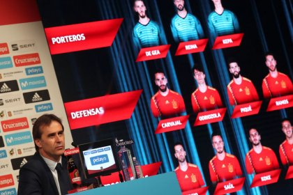 Soccer: Rejuvenated Spain ready to thrill the world again