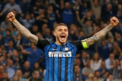 Soccer: Marksman Icardi misses out as Argentina name World Cup squad