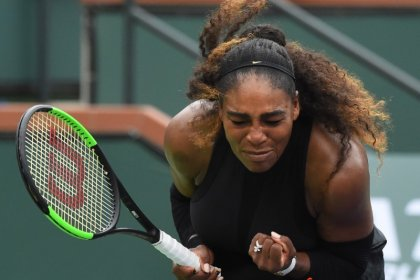 Serena Williams won't be seeded at French Open