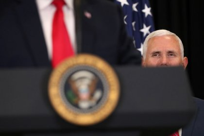 Trump willing to walk away from North Korea summit: Pence