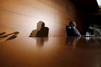 Kuroda says BOJ will signal exit plan if prices pick up, warns of risks