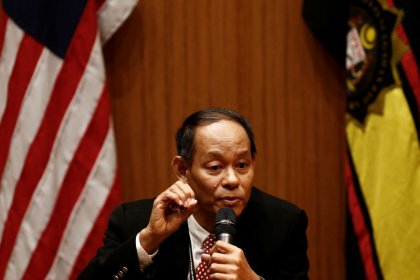 Malaysia anti-graft chief was 'sent a bullet' for investigating scandal