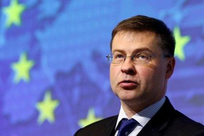 """EU-Kommissions-Vize - """"Italien muss auf Kurs bleiben"""""""