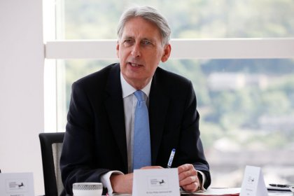 UK public finances start new tax year on strong footing