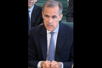 Bank of England's Carney says his message on rates isn't misunderstood