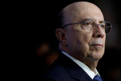 Brazil's Temer to scrap reelection effort, back Meirelles run: source