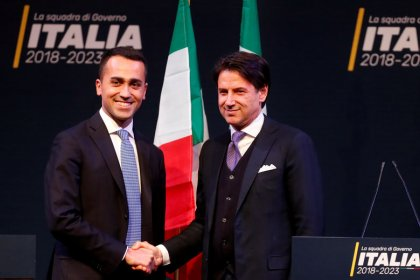 Italy's 5-Star defends track record of prime minister candidate