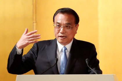 China to study new measures to draw foreign investment: Premier Li