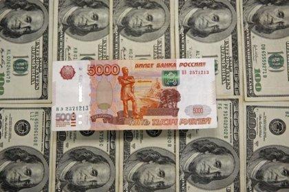 Рубль вырос при поддержке нефти и рынка форекс