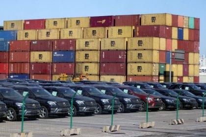 Китай понизит пошлины на импорт автомобилей