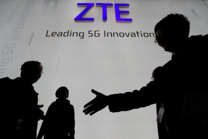 Trump floats large fine, management changes for China's ZTE