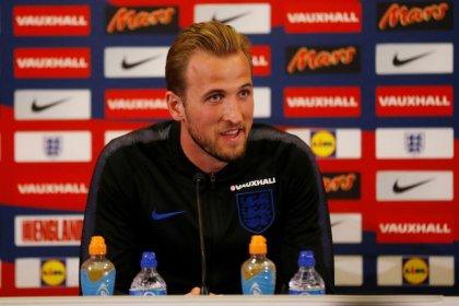 Seleção inglesa anuncia Harry Kane como capitão para a Copa do Mundo