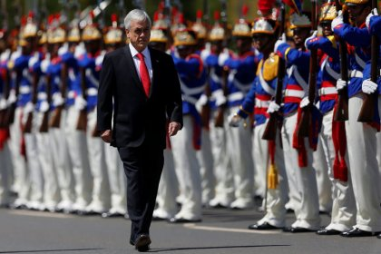 Chile's President Pinera to meet VP Amazon Web Services: sources