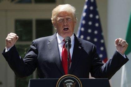 Trump propõe multa e mudança de administração para chinesa ZTE