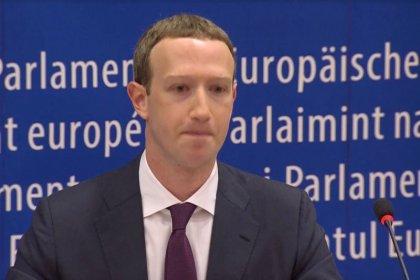 Zuckerberg se disculpa ante la UE por la filtración de datos de Facebook