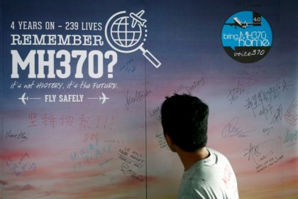 Malaysia says search for Flight MH370 to end next week