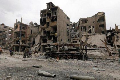 Syrien weist US-Forderung nach Abzug iranischer Truppen zurück