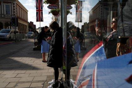 Britischer Einzelhandel erholt sich von kaltem Jahresstart