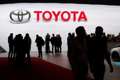 Toyota planeja aumentar as vendas de veículos a célula de combustível de hidrogênio por volta de 2020