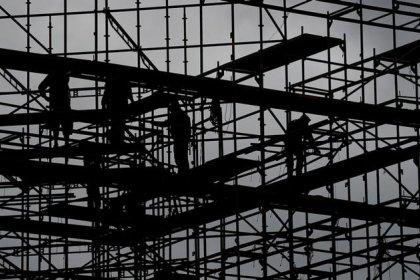 Bau mit weniger Bestellungen im Quartal - Auftragsbücher aber voll