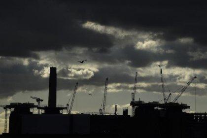 Britische Wirtschaft wechselt auf die Kriechspur - Kaum noch Wachstum