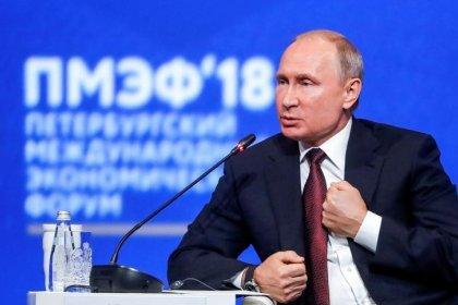 Путин отверг версию о российской ракете, сбившей MH17