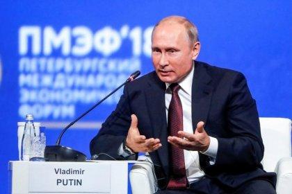 Greggio, per Putin prezzo a 60 dollari al barile ok per Russia