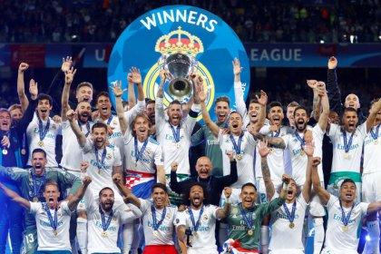 ثنائية بيل تهدي ريال الفوز على ليفربول في نهائي أبطال أوروبا