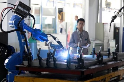 China's April industrial profits up 21.9 percent year-on-year