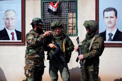 Четверо российских военнослужащих погибли в Сирии - ИФ