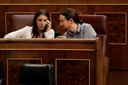 Las bases de Podemos refrendan a Iglesias y Montero al frente del  partido