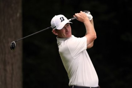 Golf: Snedeker heads packed leaderboard after three rounds at Wyndham