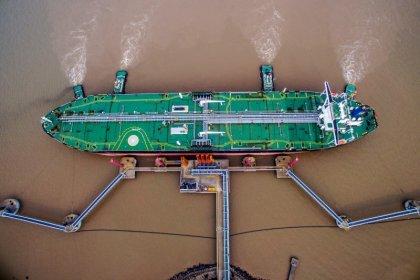 Китай переходит на иранские танкеры, чтобы сохранить объемы поставок на фоне санкций США - источники