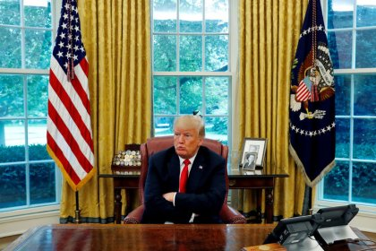 Exclusive: Trump demands Fed help on economy, complains about interest rate rises
