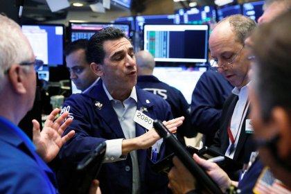 Borsa Usa tonica per ottimismo su negoziati commerciali e utili incoraggianti