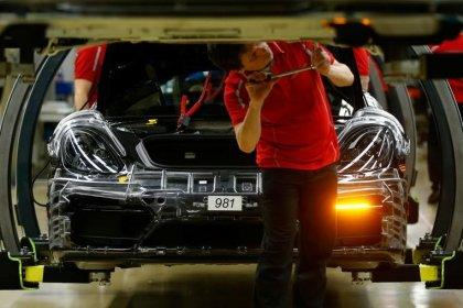 Economia da Alemanha cresce 0,5% no 2º tri e alivia riscos comerciais