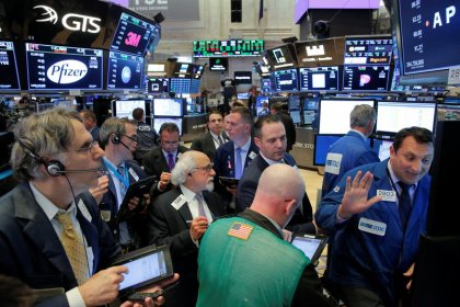 S&P 500, Nasdaq hit new highs on U.S.-Mexico trade deal